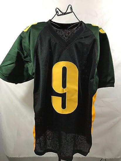 a6dc7fc8da9 Legarrette Blount  9 Autographed Signed Oregon Jersey Signature Autographed  Signed Sz XL Memorabilia - JSA Authentic at Amazon s Sports Collectibles  Store