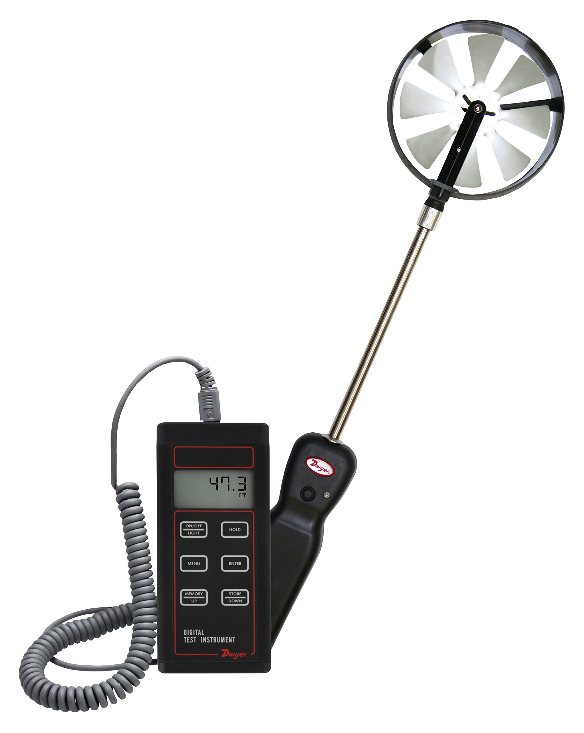 Dwyer 473B-1 Vane Thermo-Anemometer