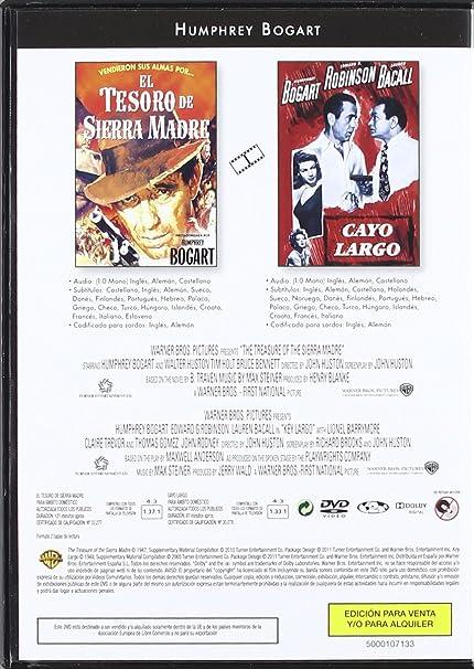 Essential pack: Humphrey Bogart [DVD]: Amazon.es: Cine y ...