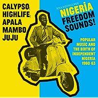 Soul Jazz Records Presents:Nigeria Freedom Sounds