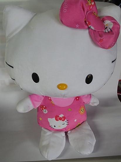 Large Sanrio Genuine Hello Kitty Sewing Doll PinkDot