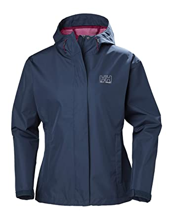 Helly Hansen Seven J Chaqueta Impermeable, Mujer