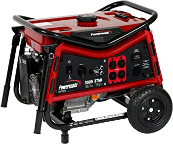 Powermate PM0103008 3000W Portable Generator