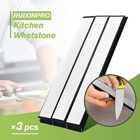 Amazon.com: Original Ruixin Pro afilador profesional piedras ...