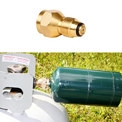 Amazon Com Propane Refill Adapter Lp Gas 1 Lb Cylinder Tank
