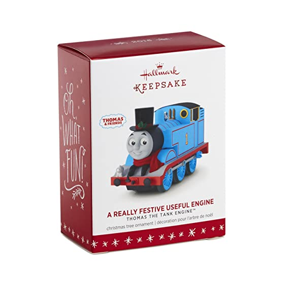 Amazon Com Hallmark Keepsake Thomas The Tank Engine A Really