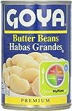Goya Butter Beans, 15.5 oz