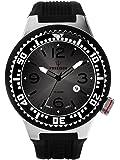 Kienzle Herren-Armbanduhr POSEIDON L Analog Quarz Silikon K2093015043-00400
