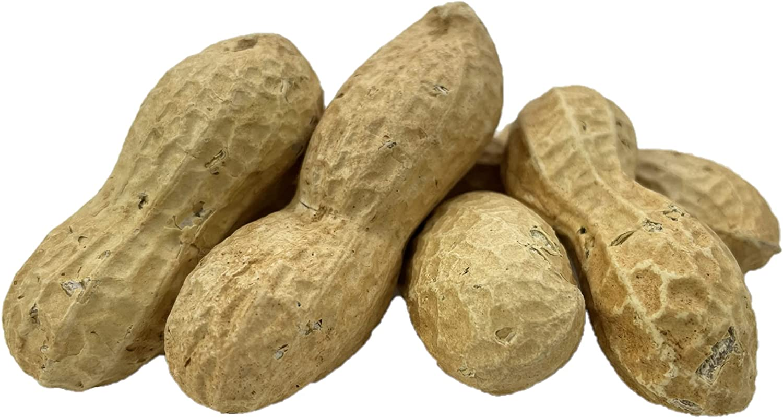 Fully Shelled Roasted Peanuts Animal Bird Feed - 2LB
