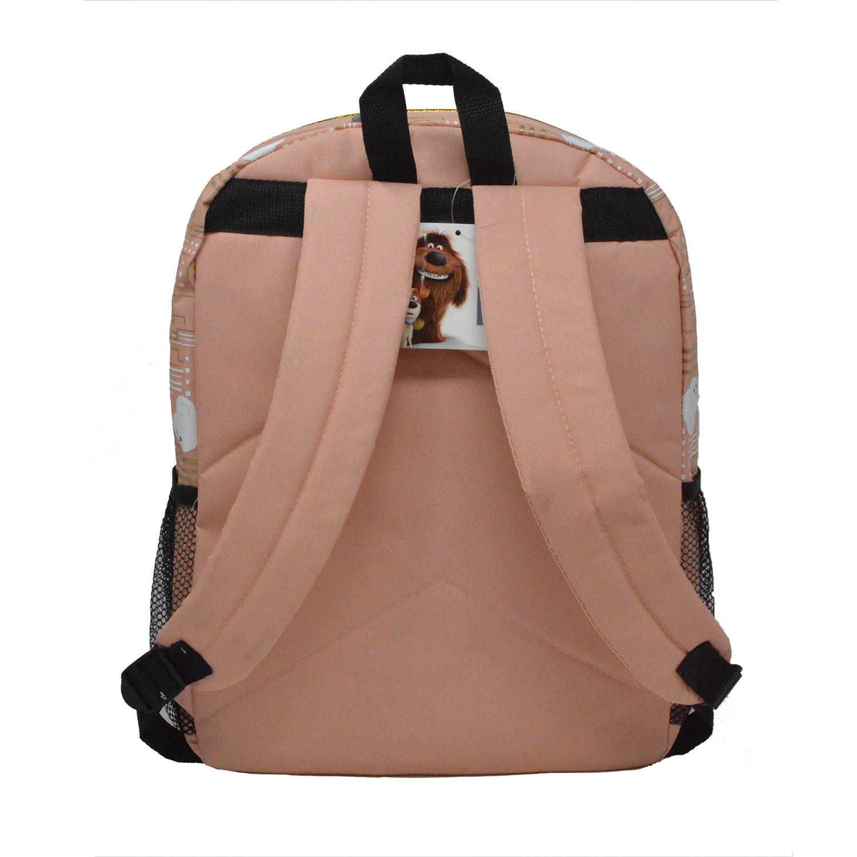 La vida secreta de mascotas mochila escolar: Amazon.es: Ropa y accesorios