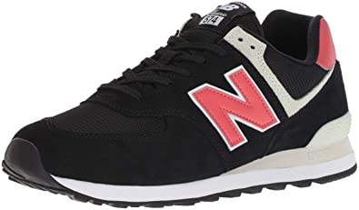 meet a6a4f d3bed New Balance Men s 574v2 Trainers, Black (Black Pomelo Smp), 6.5 UK