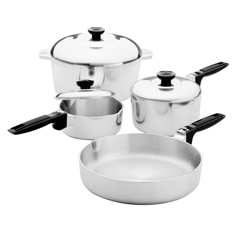Amazon.com: Magnalite Classic 13-Piece Cookware Set: Kitchen & Dining