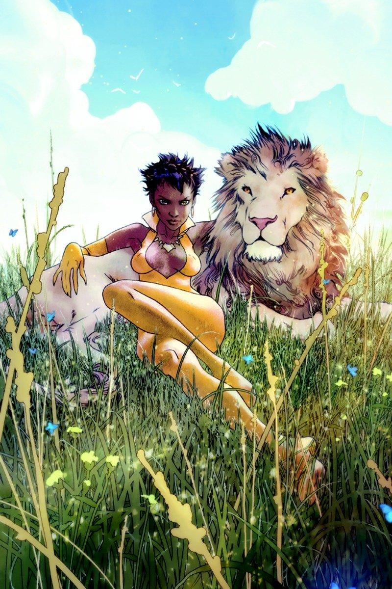 Download Vixen: Return of the Lion pdf epub