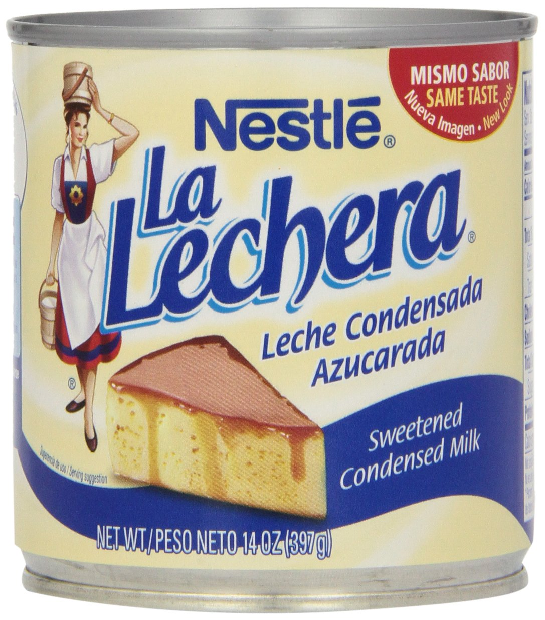 La Lechera Sweetened Condensed Milk, 14 Oz: Amazon.es: Alimentación y bebidas