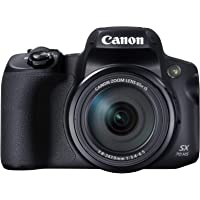 Canon Powershot Digital Camera Canon PowerShot SX70 HS Digital Camera, Black (SX70HS)