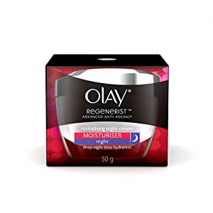 Olay Regenerist Night Firming Cream Mositurise 50g/1.76oz