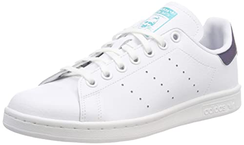 the latest 7c8c6 1c4cb adidas Stan Smith J, Zapatillas Unisex niños  Amazon.es  Zapatos y  complementos