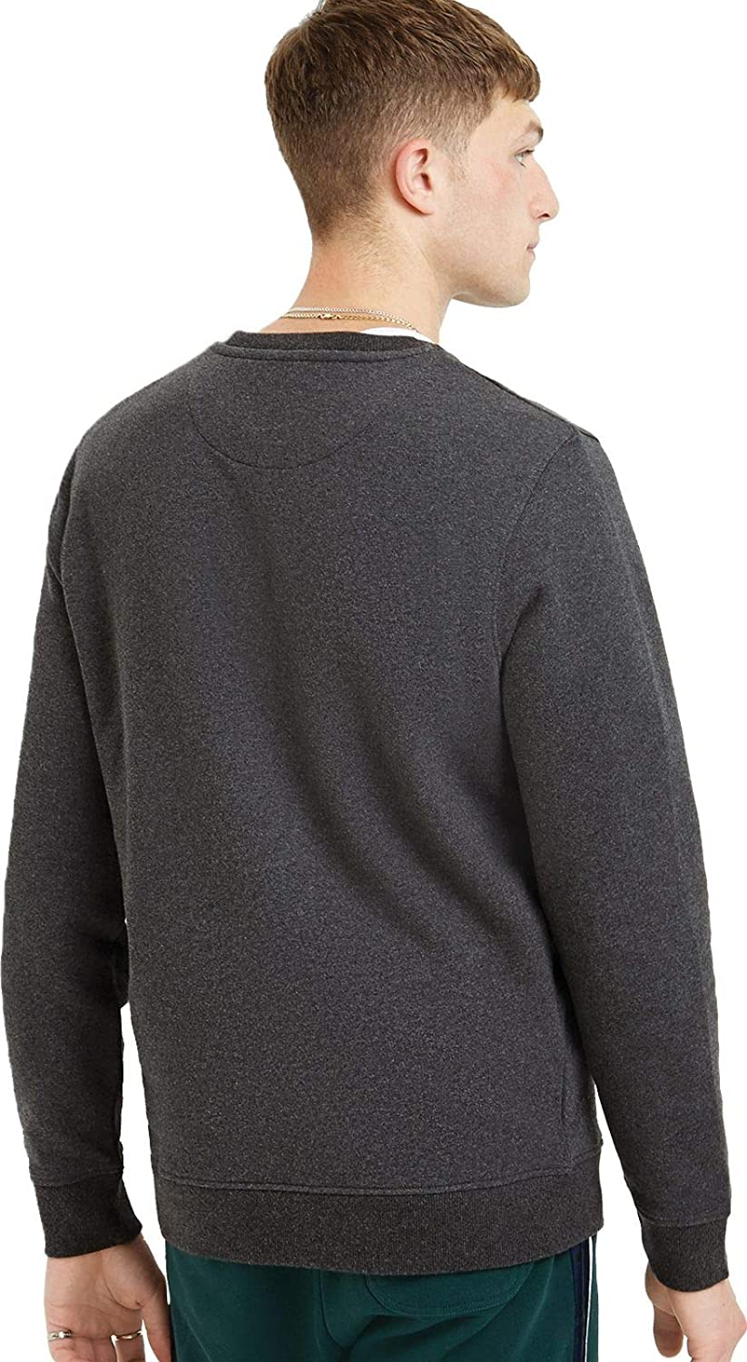Lyle & Scott Crew Neck Sweatshirt voor heren Grijs