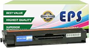 EPS Replacement Toner Cartridge Replacement for Dell 331-7328 B1260 B1260DN B1265 B1265DNF Toner 2.5K Yield
