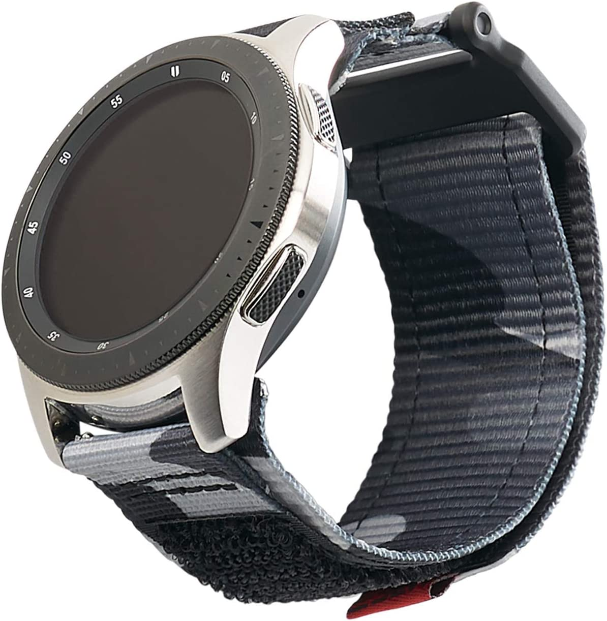 Urban Armor Gear Active Strap Bracelet For Samsung Galaxy Watch3 45 Mm Watch 46 Mm Gear S3 Frontier Classic Watch Active 2 44 Mm Designed For Samsung Smartwatches Replacement Strap Nylon