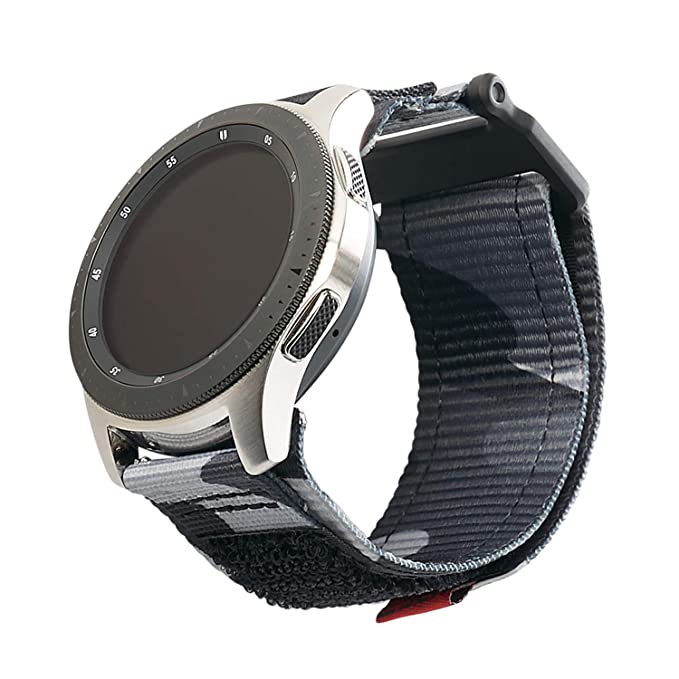 Urban Armor Gear Active Strap Correa Samsung Galaxy Watch 46 mm, Gear S3 Frontier & Classic, Watch Active 2 44 mm (Diseñado para Samsung Smartwatches, ...