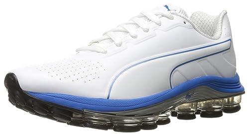 Zapatillas Cross-Trainer Voltage Sl para hombre, Puma White / Electric, 8.5 M US: Amazon.es: Zapatos y complementos