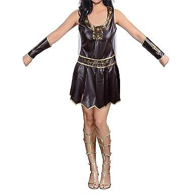 Spartan Warrior King - Capa de Disfraz de Gladiador Romano para ...