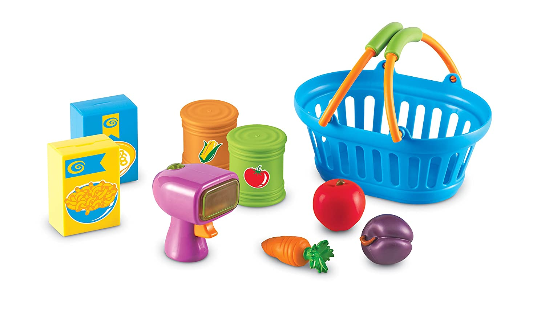 Learning Resources New Sprouts Wir gehen einkaufen!,