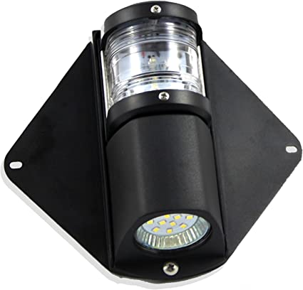 All Around Anchor LED Mast Head Light 360 Degree 12 Volt
