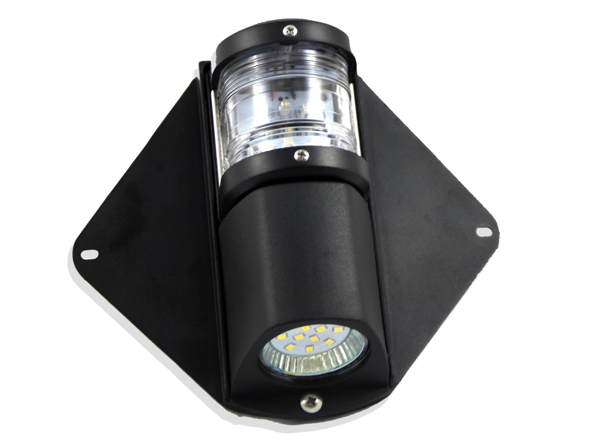 3837 - COMBINED MASTHEAD / DECK LIGHT - 12 V LED