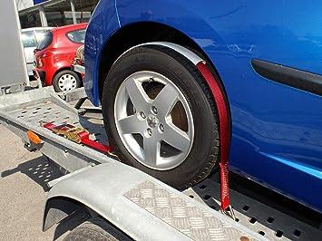 Las 10325 Reifen Zurrgurt 50 Mm X 2 M 4000 Kg Auto