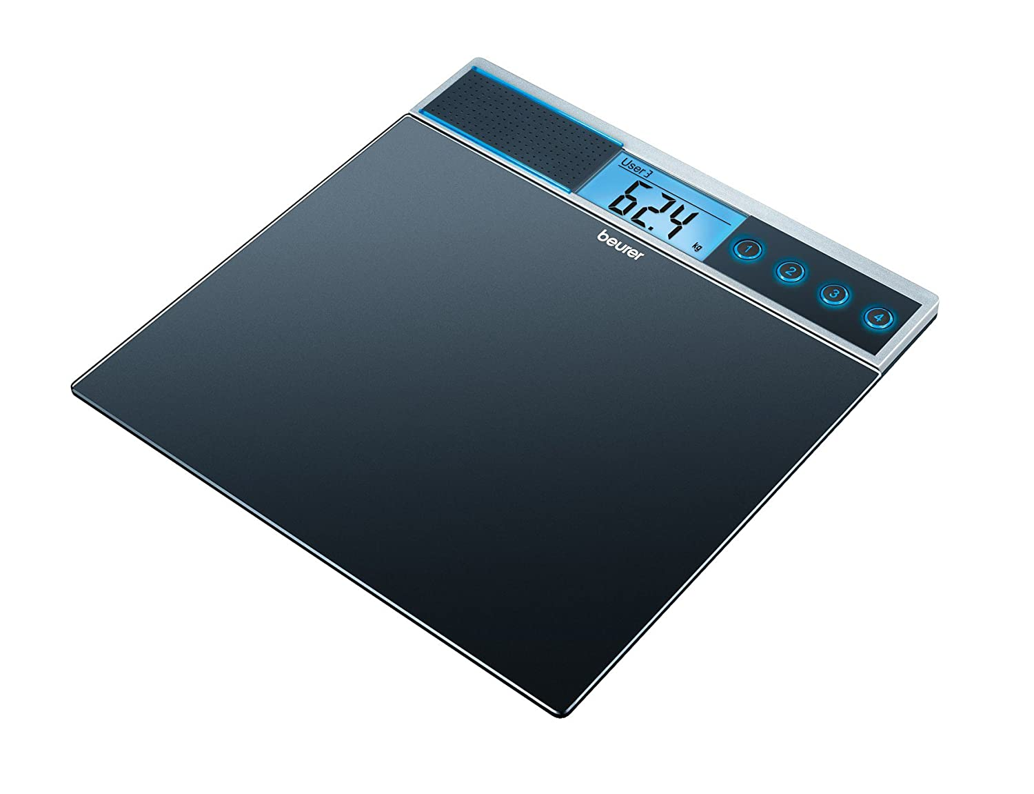 Talking Glass Bathroom Scale
