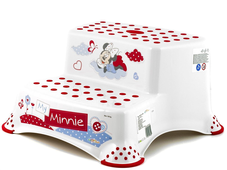 OKT Minnie Mouse Tabouret Deux Étapes Blanc 10032100047