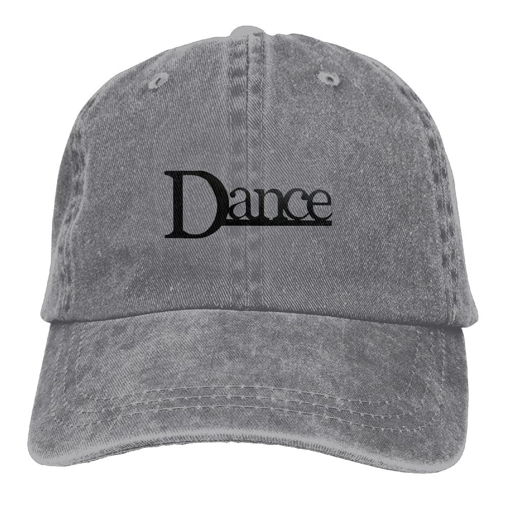 Dance New Arrival Plain Adjustable Cowboy Cap Denim Hat for Women and Men