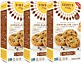 Simple Mills Naturally Gluten-Free Crunchy Cookies, Chocolate Chip, 3 Count