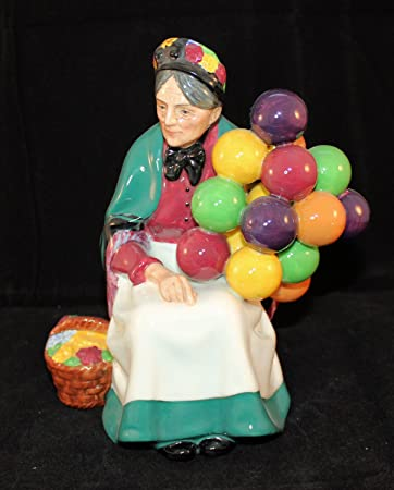 Royal Doulton Old Balloon Seller figurine HN1315