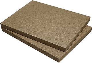 Vermiculit - Set di piastre per camino
