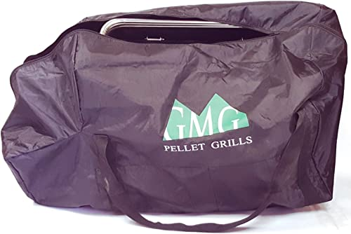 Nessagro GMG Tote Bag Davy Crockett Green Mountain Grill BBQ Part GMG-6014 Black – Sale . GH45843 3468-T34562FD765363