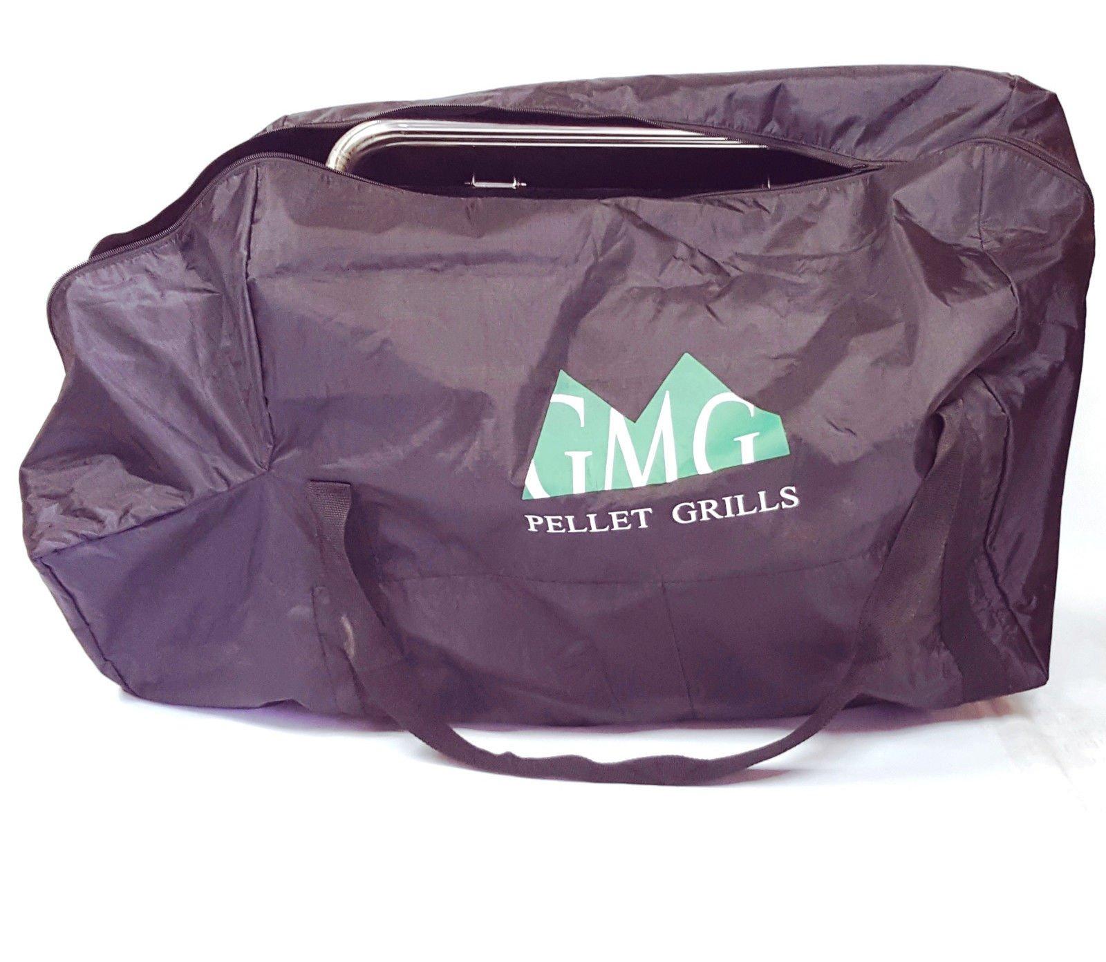 GMG TOTE BAG Davy Crockett Green Mountain Grill BBQ Part GMG-6014 BLACK - SALE! .#GH45843 3468-T34562FD765363