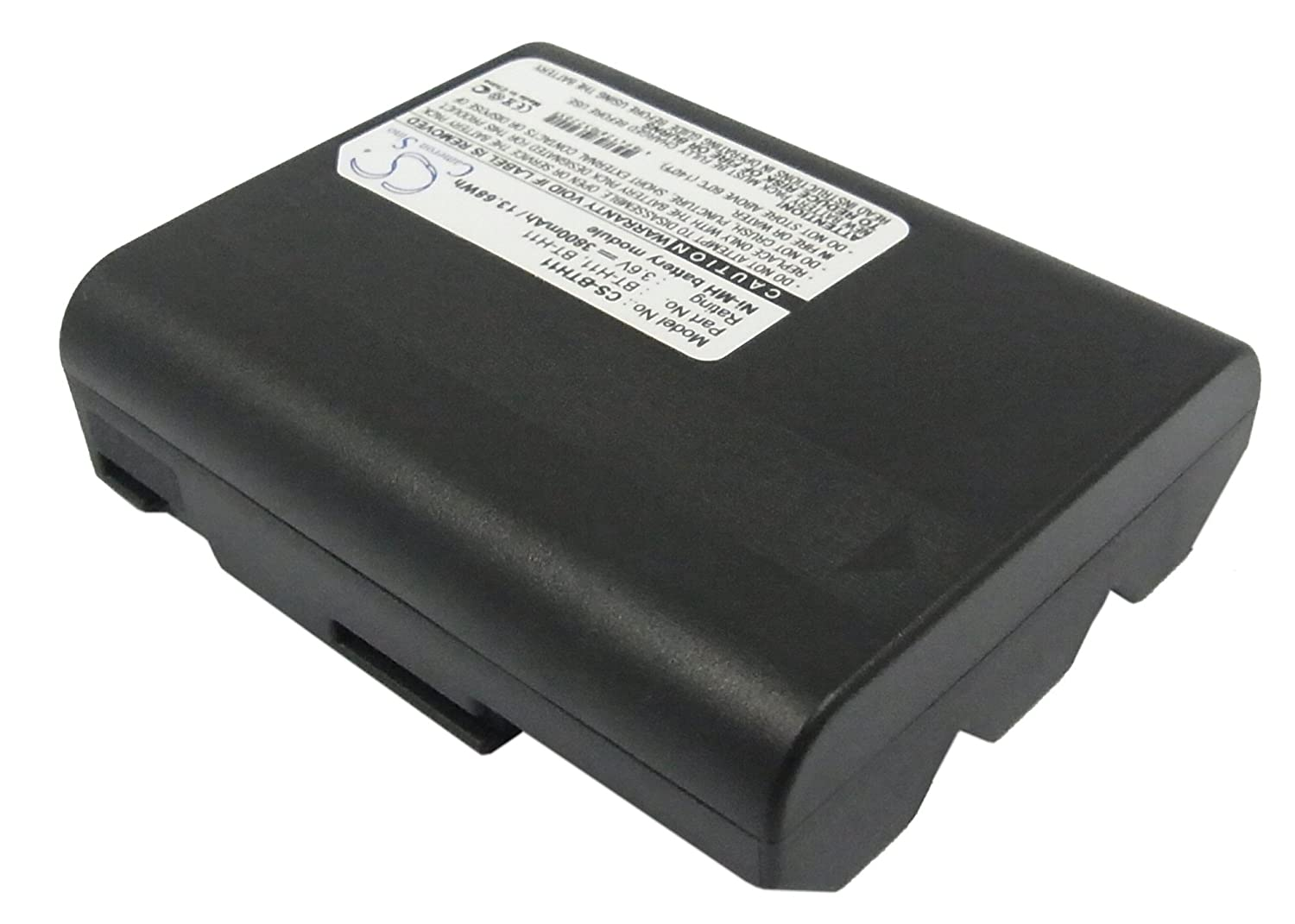 Cameron Sino Rechargeble Battery for Sharp vl-e37h   B01E0SE486