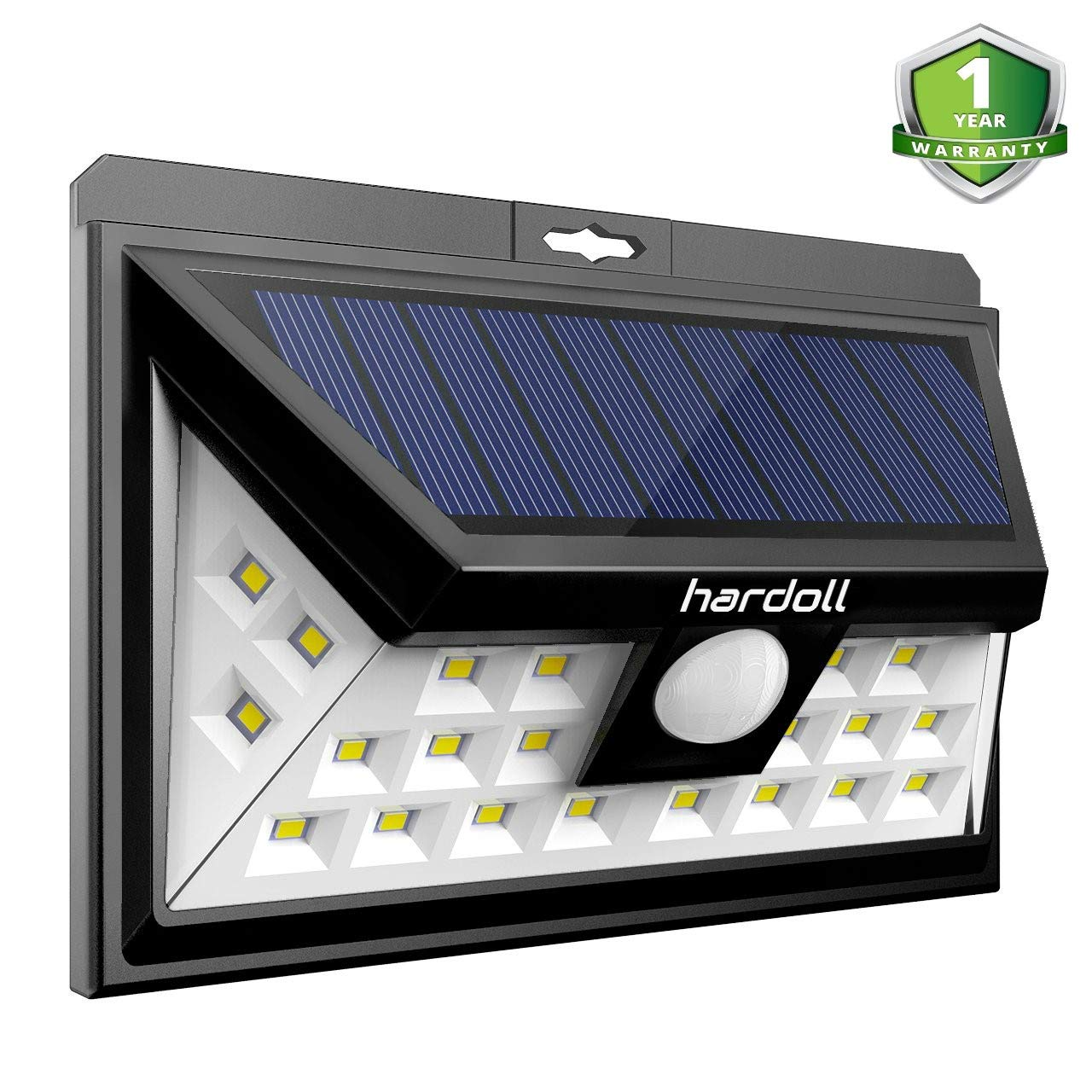 Hardoll 24 Led Solar Lights