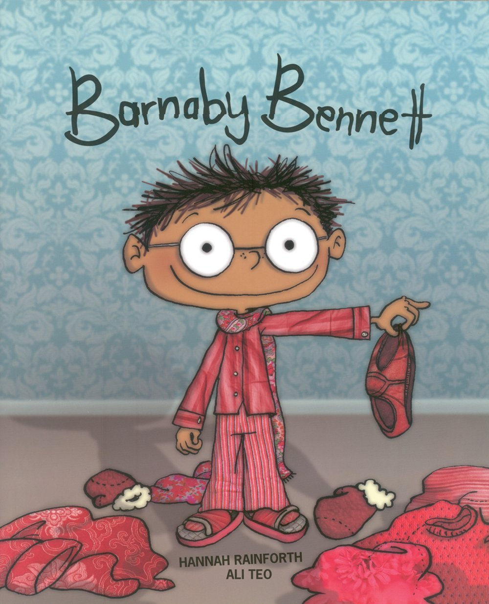 Barnaby Bennett pdf