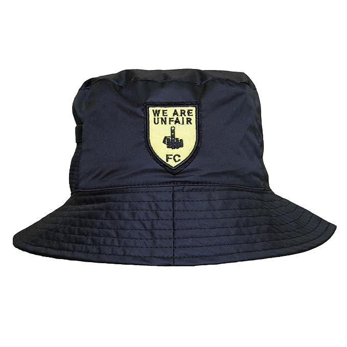 9cd1ec507 Unfair Athletics Unisex Bucket Hat We are Unfair FC, Color:Black ...