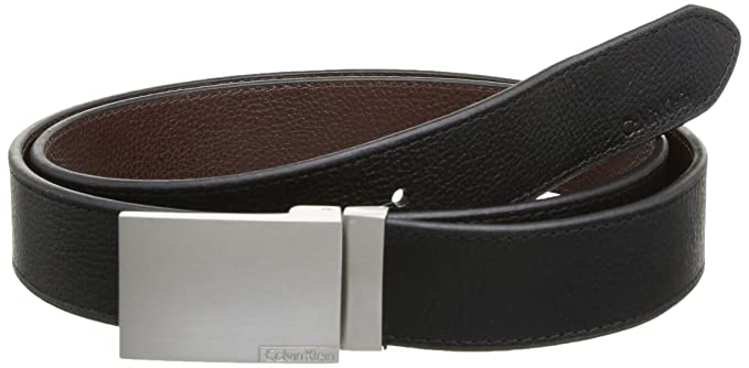bc9f6b24204f Calvin Klein Jeans Eli Gift Box - Ceinture - Uni - Homme - Noir (Black