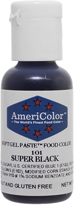 Top 10 Americolor Powder Food Coloring Black