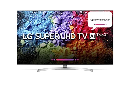Lg 123 Cm 4k Uhd Led Smart Tv 49sk8500pta Amazonin Electronics