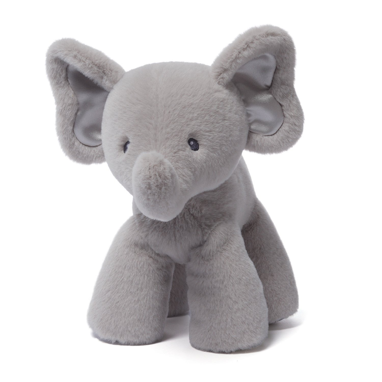 Very Amazon.com : Gund Baby Bubbles Elephant Plush, Gray, 10