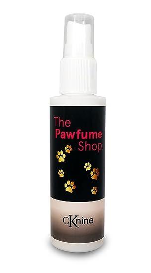 CK9 - ck-nine pawfume - Perfume funda perro Colonia fragancia aromática como real Perfume por la pawfume tienda: Amazon.es: Productos para mascotas