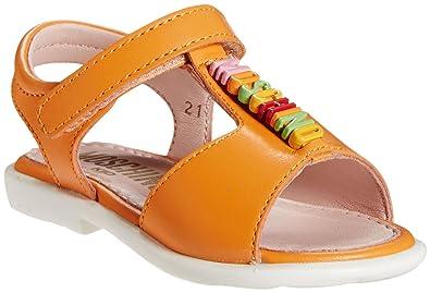 Striipe Mary T amazon-shoes arancione Venta De Precio Más Barato Mejor Vendido Xklkv