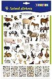 Playbox Animal Stickers (300 Pieces)